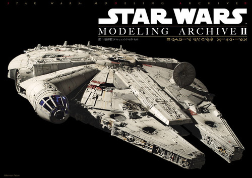 STAR WARS MODELING ARCHIVE Ⅱ.jpg